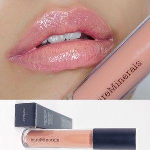 BareMinerals Buttercream Lipgloss in Popular!!
